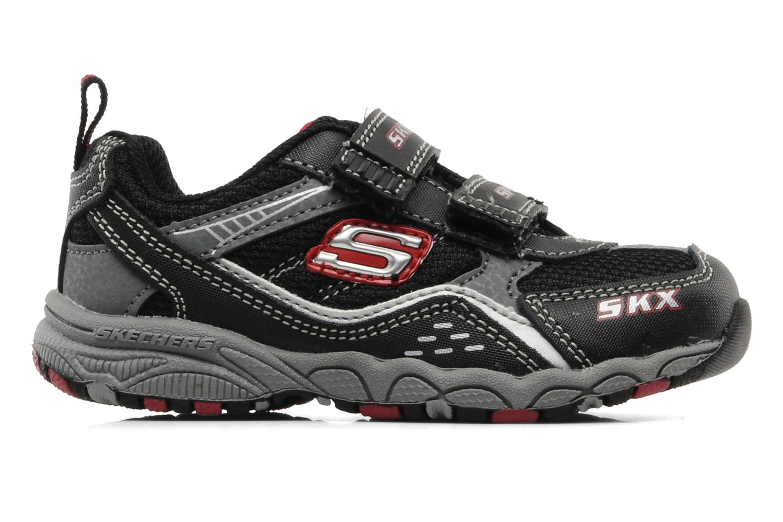 Sneakers Skechers Bamboozle Zwart achterkant