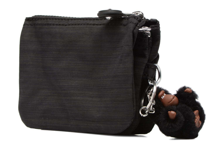 Portemonnaies & Clutches Kipling Creativity S schwarz ansicht von rechts