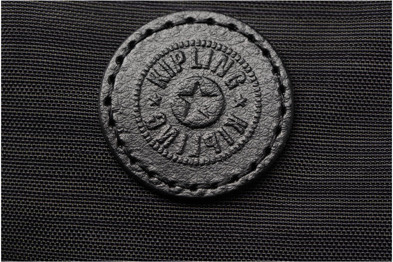 Portemonnaies & Clutches Kipling Creativity S schwarz ansicht von links