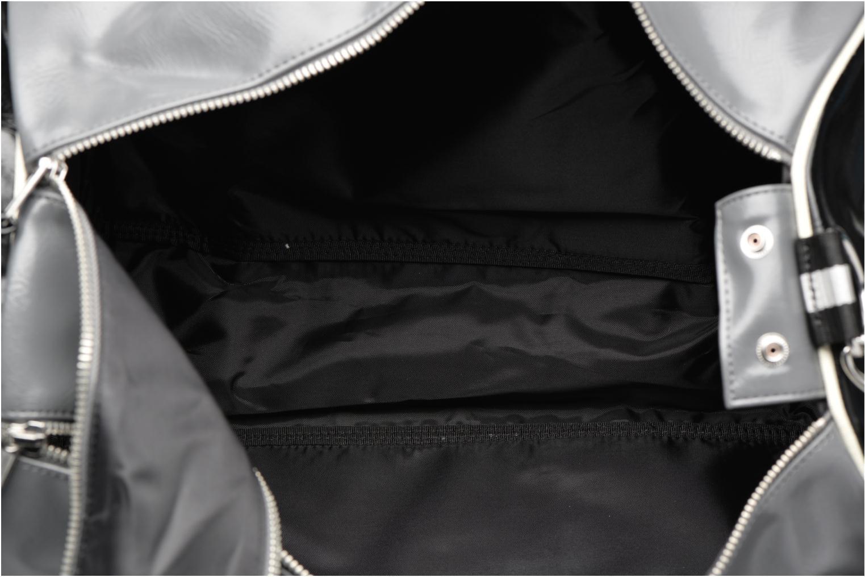 Classic barrel bag Mid grey black