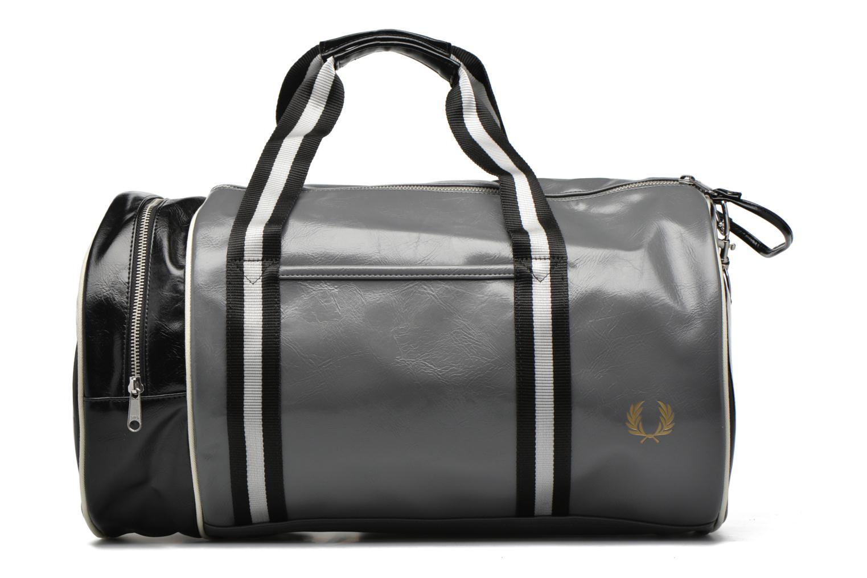 Sacs de sport Fred Perry Classic Barrel Bag Gris vue détail/paire