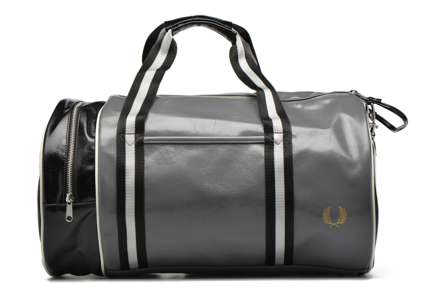 Sacs de sport Fred Perry Classic Barrel Bag Gris vue détail/paire
