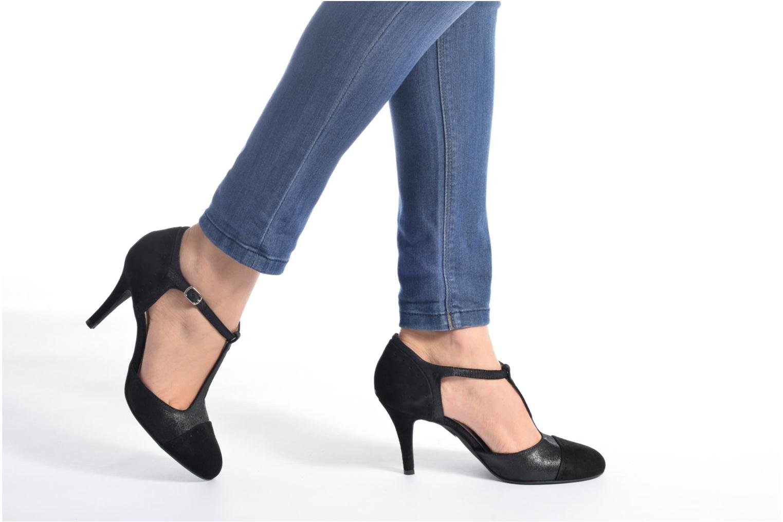 Zapatos de tacón Georgia Rose Tamar Blanco vista de abajo