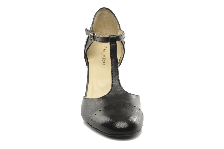 High heels Georgia Rose Tamar Black model view
