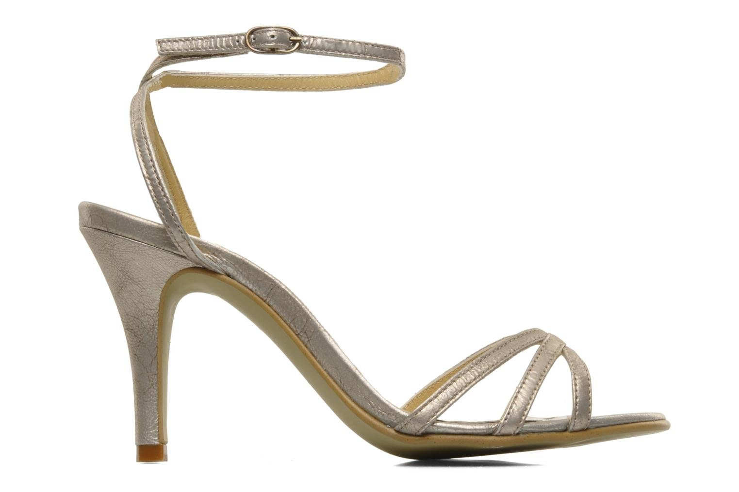 Tomina CUIR ANATOLID ARGENT