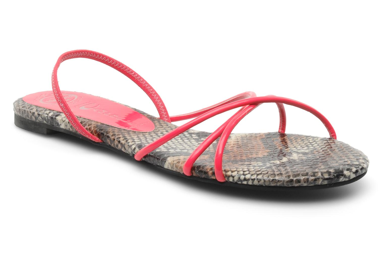 Sandali e scarpe aperte Jeffrey Campbell SPIRAL Rosa vedi dettaglio/paio