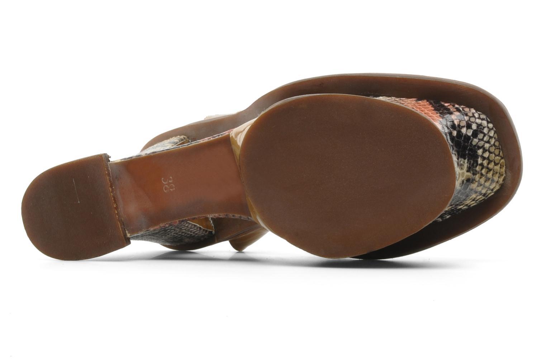 Sandali e scarpe aperte Jeffrey Campbell HARE 2 Beige immagine dall'alto