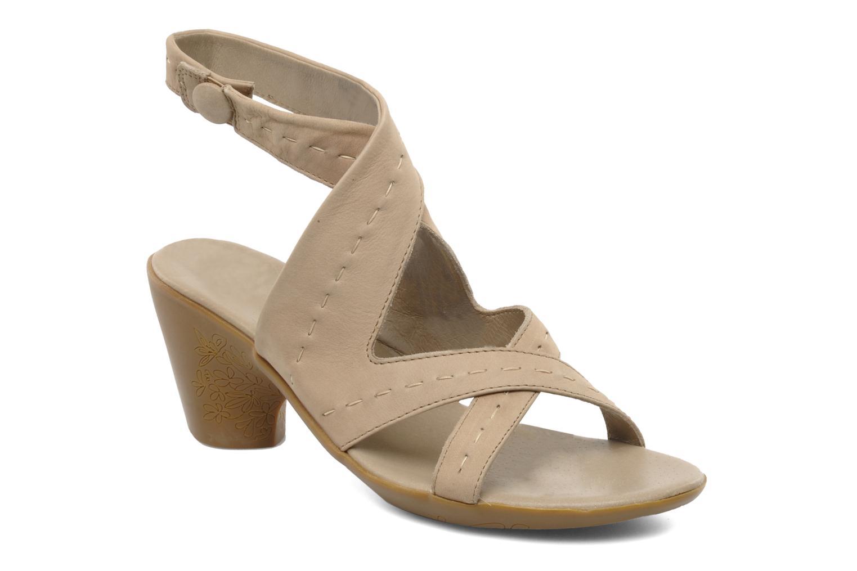 Sandales et nu-pieds Camper Lulu 21415 Beige vue détail/paire