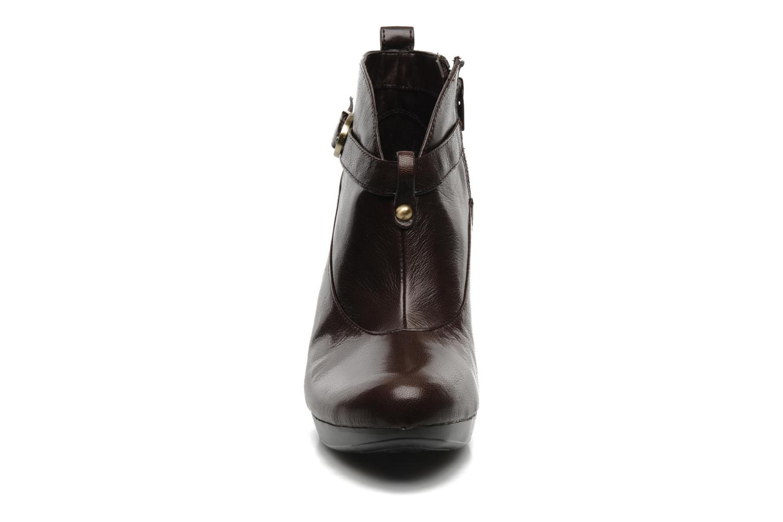 Stiefeletten & Boots Naturalizer ILEANA braun schuhe getragen