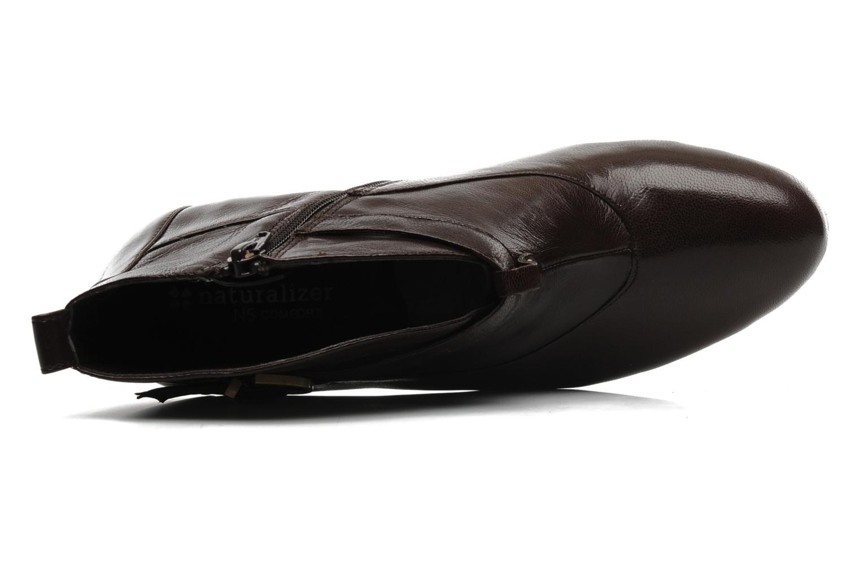 Stiefeletten & Boots Naturalizer ILEANA braun ansicht von links