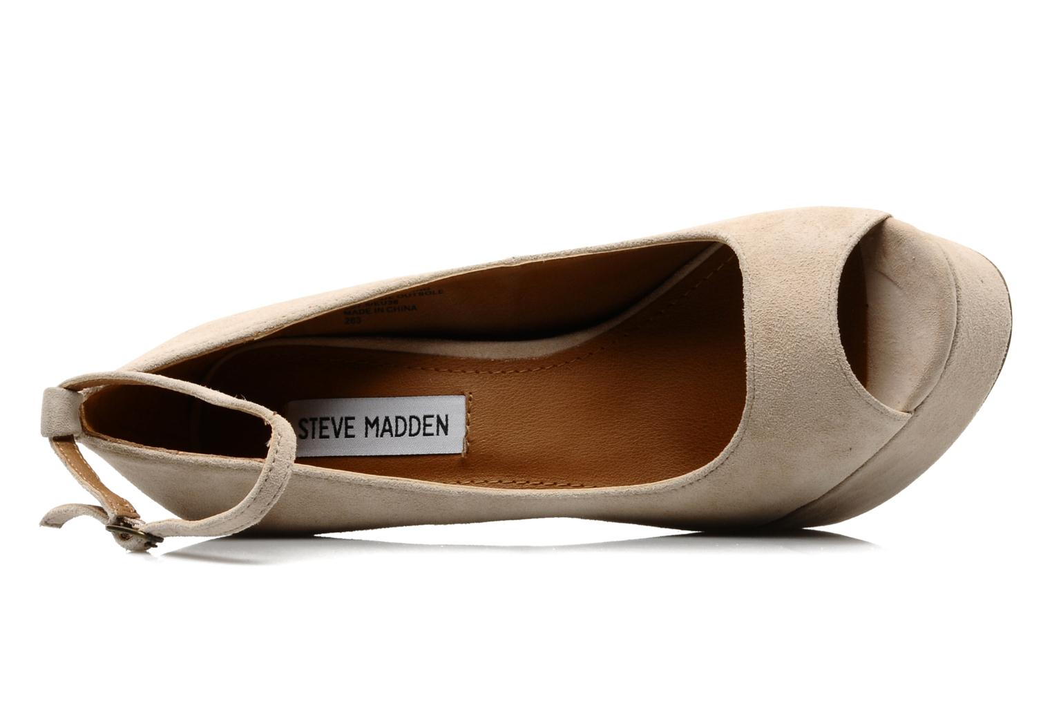 Pumps Steve Madden DEVIAATE beige ansicht von links