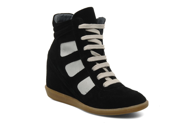 Sneaker Jonak Douveti schwarz detaillierte ansicht/modell