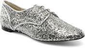 Glitter Laminado Plata N°3