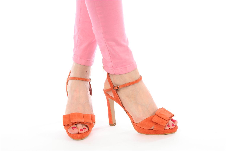 Sandalen Georgia Rose Malita Oranje onder