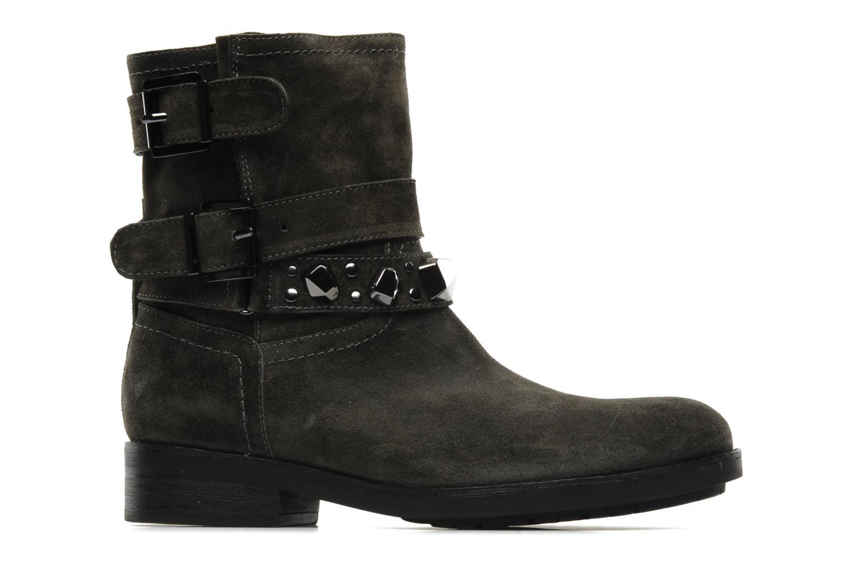 Bottines et boots Luciano Barachini Cary Gris vue derrière