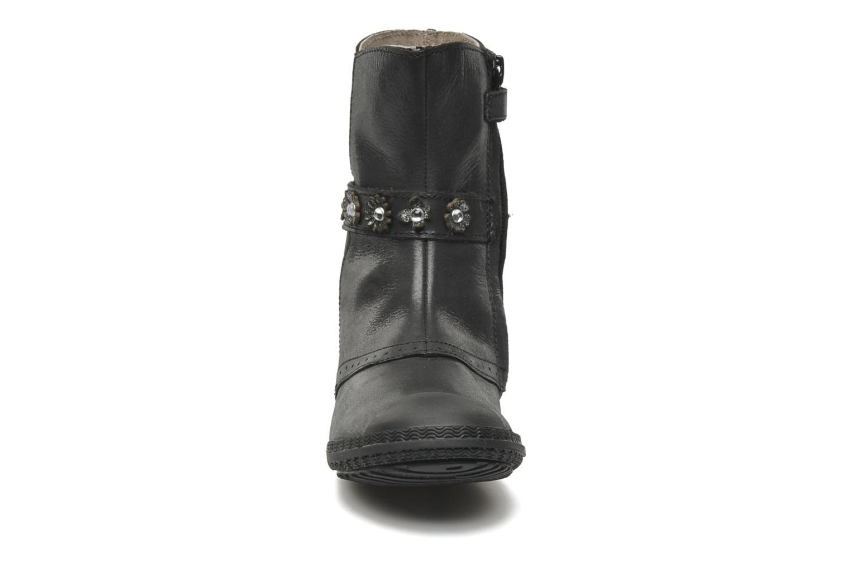 Stövlar & gummistövlar Mod8 Karnabi Svart bild av skorna på