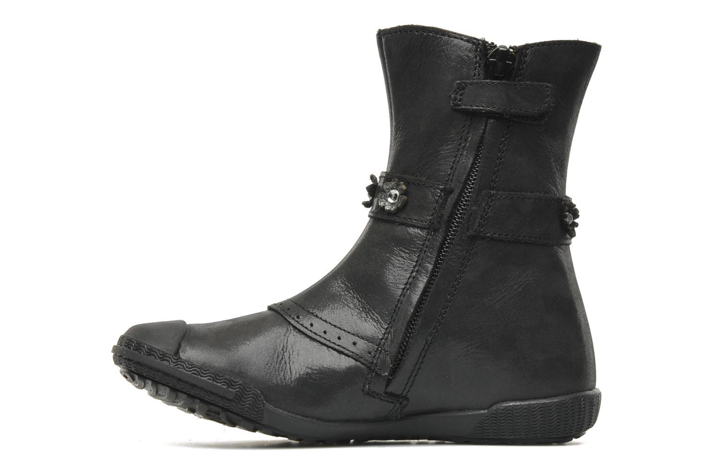 Laarzen Mod8 Karnabi Zwart voorkant