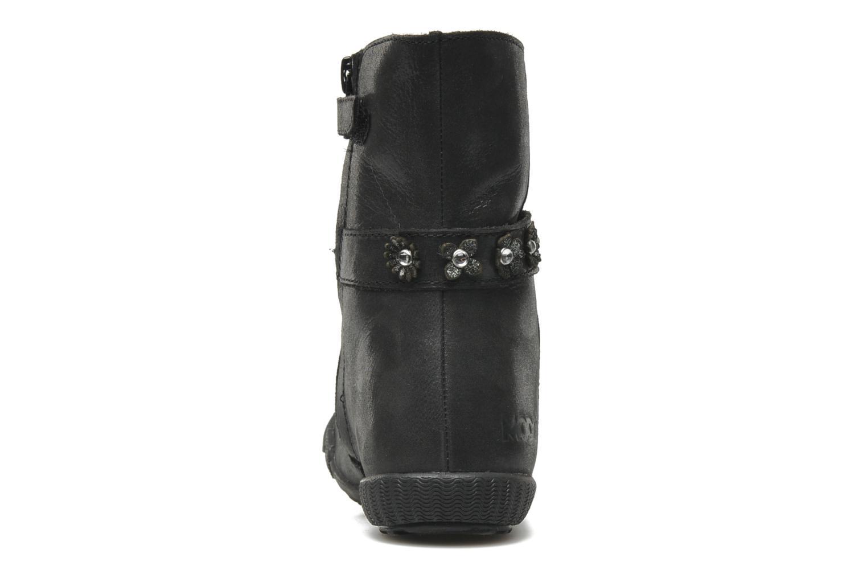 Stiefel Mod8 Karnabi schwarz ansicht von rechts
