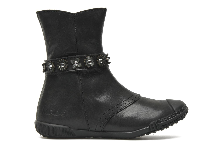 Laarzen Mod8 Karnabi Zwart achterkant