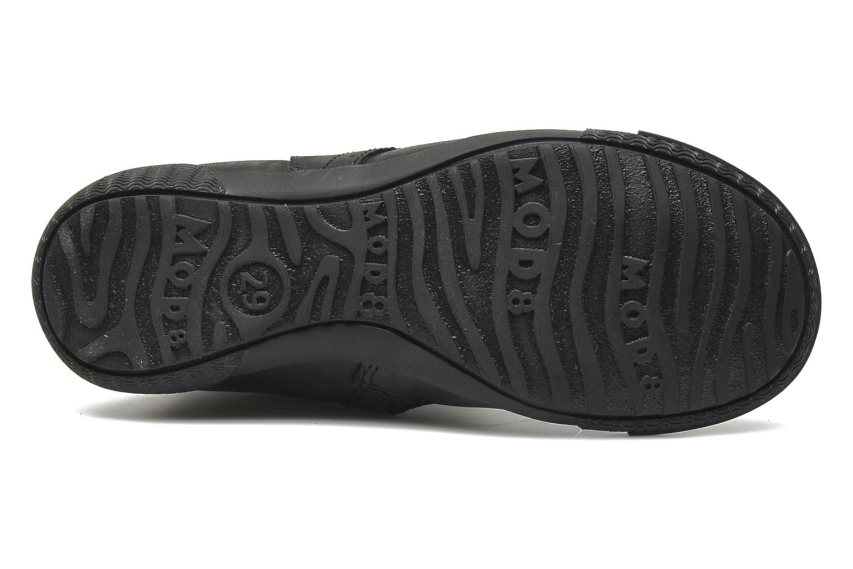 Laarzen Mod8 Karnabi Zwart boven