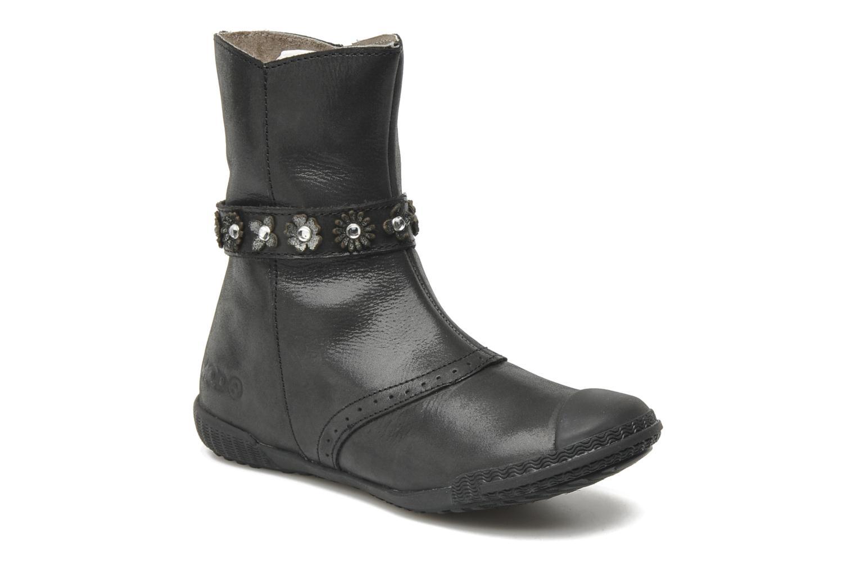 Laarzen Mod8 Karnabi Zwart detail