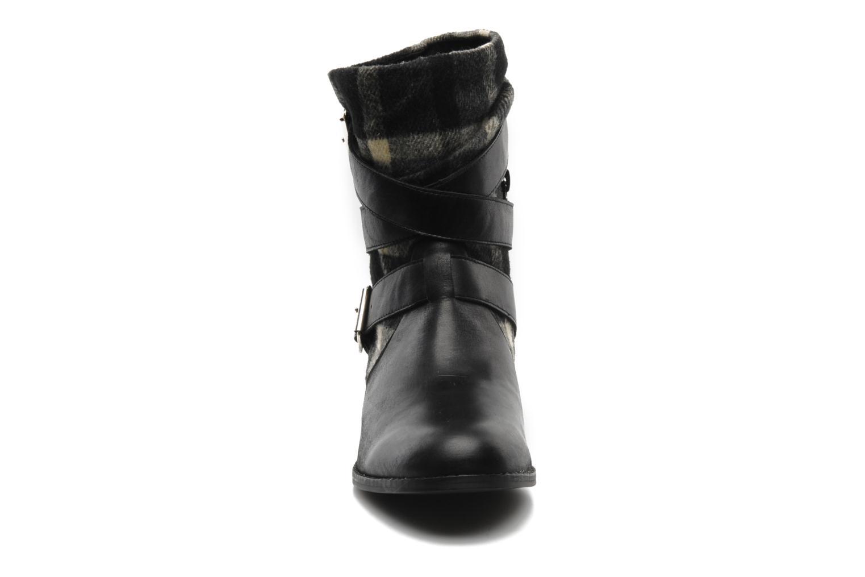 Stiefeletten & Boots Mellow Yellow Meitiz schwarz schuhe getragen