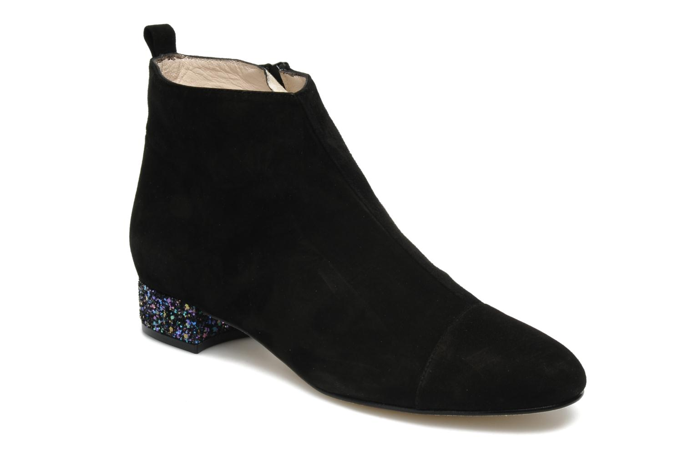Bottines et boots Mellow Yellow Orami Noir vue détail/paire