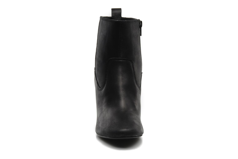Bottines et boots Mellow Yellow Monday Noir vue portées chaussures