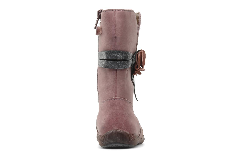 Laarzen Babybotte Arabel Roze rechts