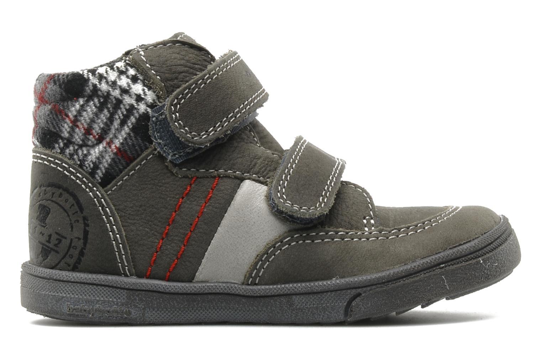 Sneakers Babybotte Ayrton Grigio immagine posteriore