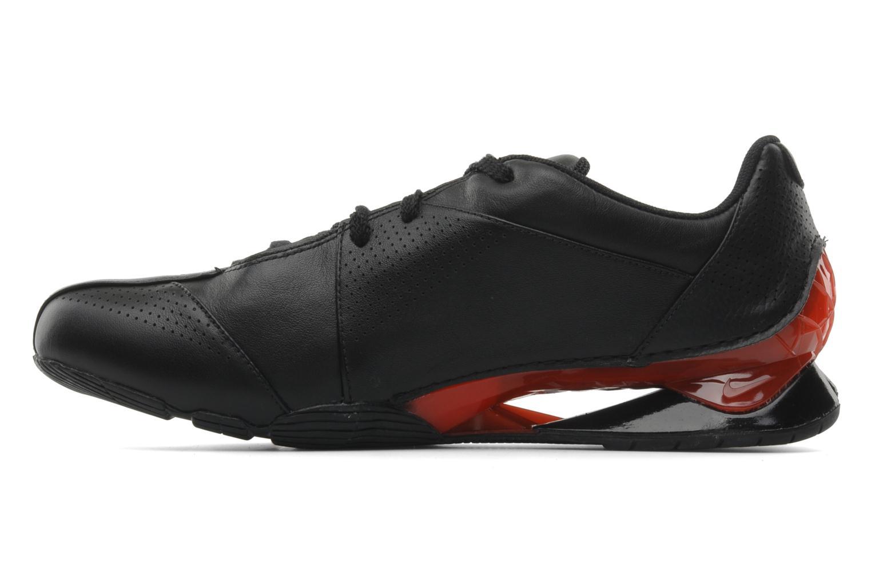 Sneaker Nike Nike Shox Gt Leather schwarz ansicht von vorne
