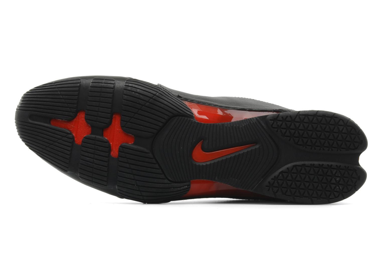 Sneaker Nike Nike Shox Gt Leather schwarz ansicht von oben