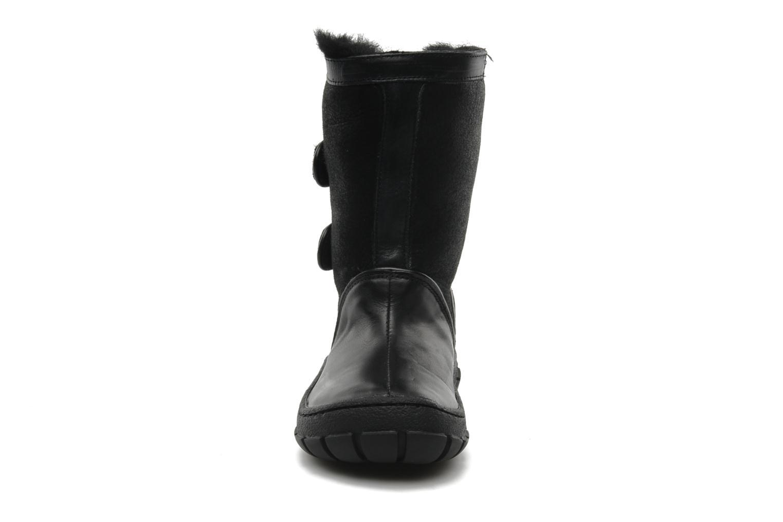 Stivali Pom d Api Piwi chabraque bis Nero modello indossato