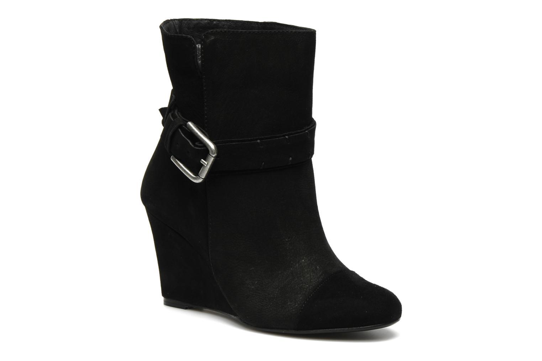 Bottines et boots Berenice The Glamourous Noir vue détail/paire