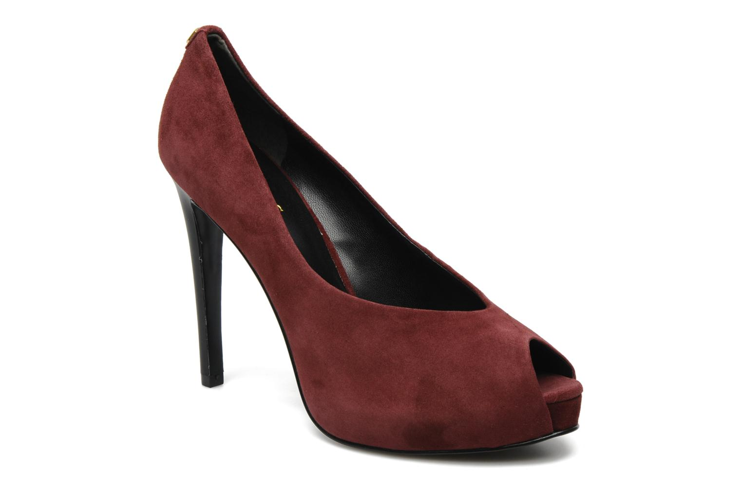High heels Guess Hytner Burgundy detailed view/ Pair view