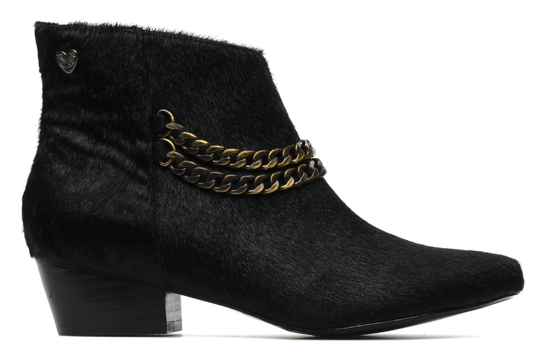Bottines et boots Lollipops Nasty leather boots Noir vue derrière
