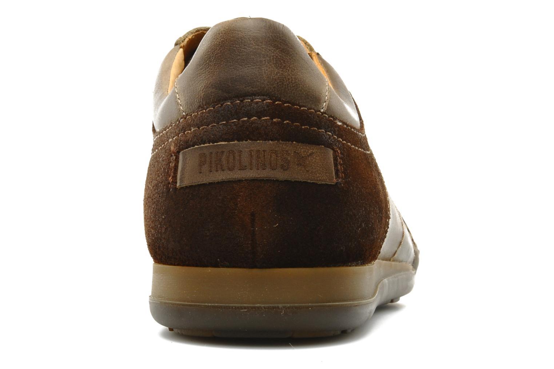Sneakers Pikolinos Ténérife 5217F Marrone immagine destra