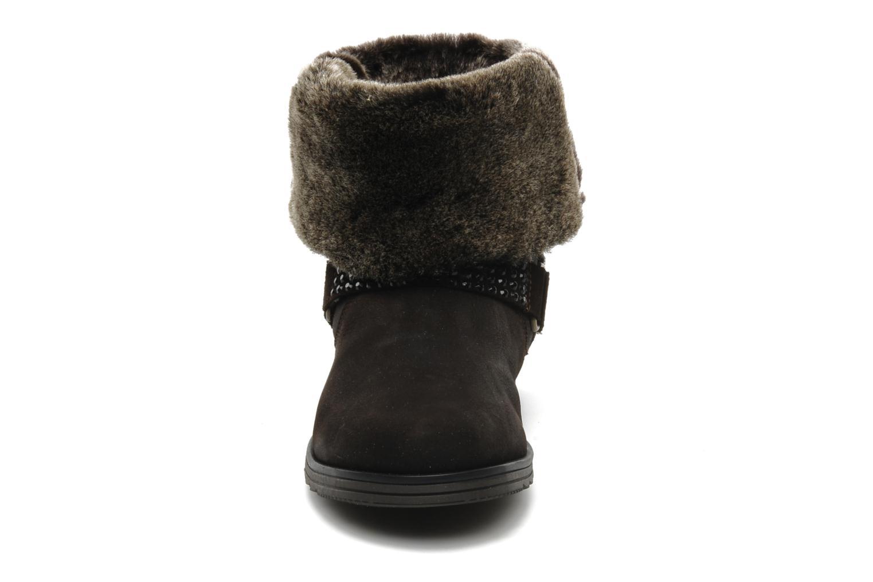 Bottines et boots Unisa Ecco Marron vue portées chaussures