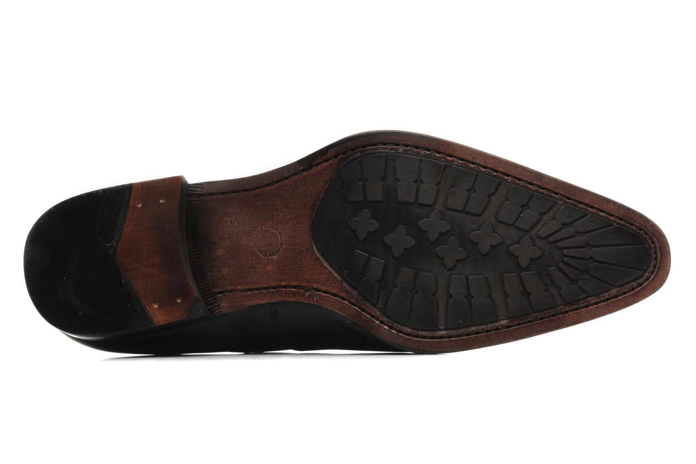 Chaussures à lacets Finsbury Winner Noir vue haut