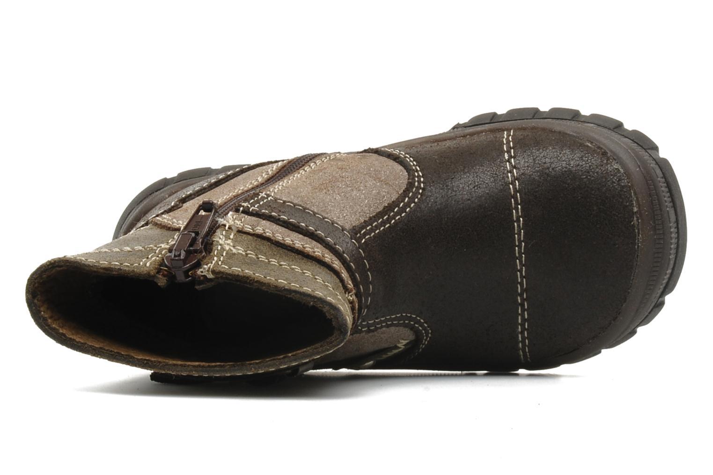 Boots en enkellaarsjes Bopy Bocari Bruin links
