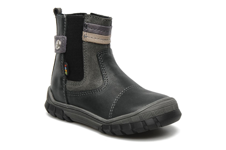 Boots en enkellaarsjes Bopy Borg Grijs detail