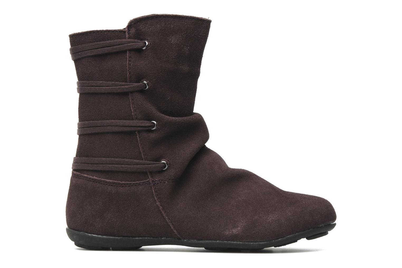 Stiefeletten & Boots Bopy Chocala lila ansicht von hinten