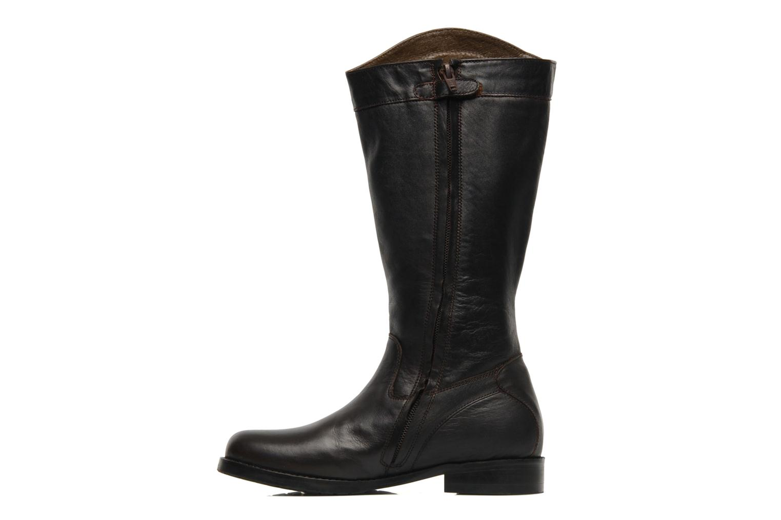 Boots & wellies Bopy Hafto Brown front view