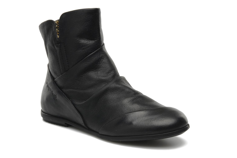 Bottines et boots Primigi Maycee Noir vue détail/paire