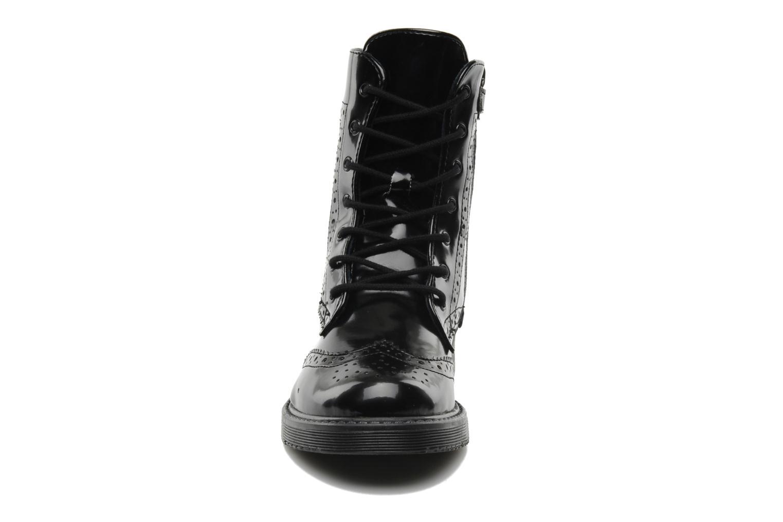 Stiefeletten & Boots Primigi Liverpool schwarz schuhe getragen