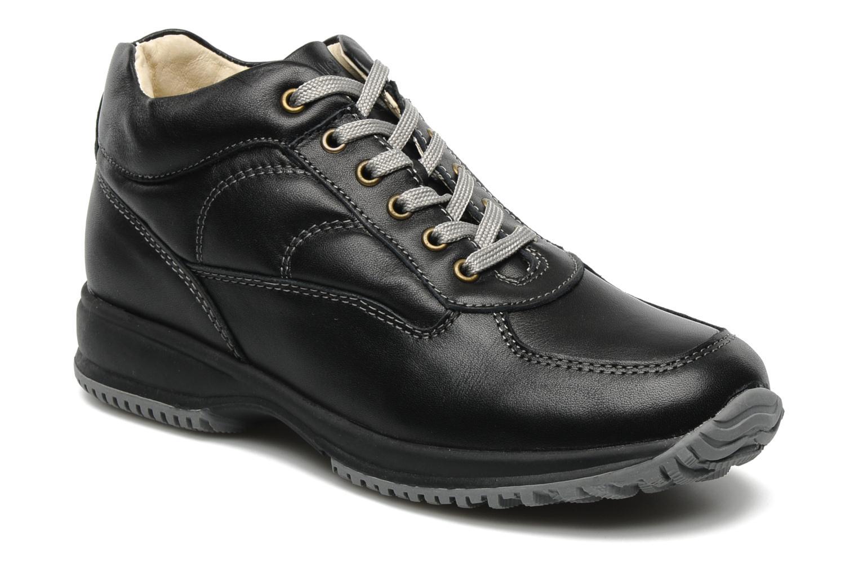 Sneakers Primigi Willhelm Zwart detail