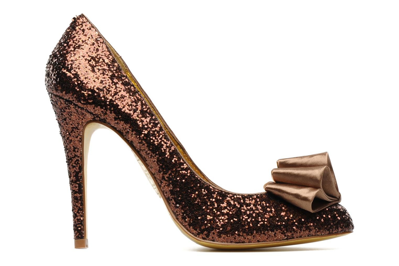 High heels Ted Baker MAYTER Bronze and Gold back view