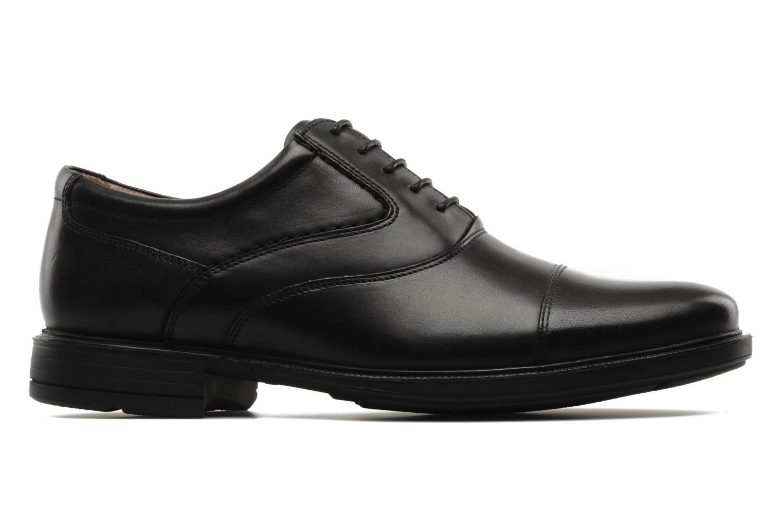 Chaussures à lacets Hush Puppies Rockford 3 Noir vue derrière