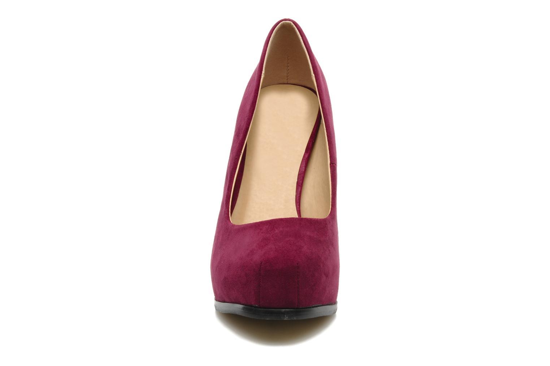 Décolleté I Love Shoes Nine Bordò modello indossato