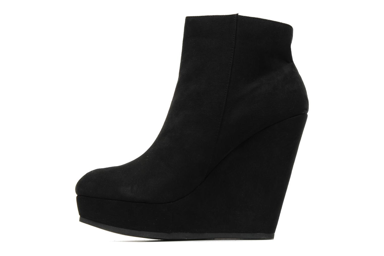 Stiefeletten & Boots I Love Shoes Needed schwarz ansicht von vorne